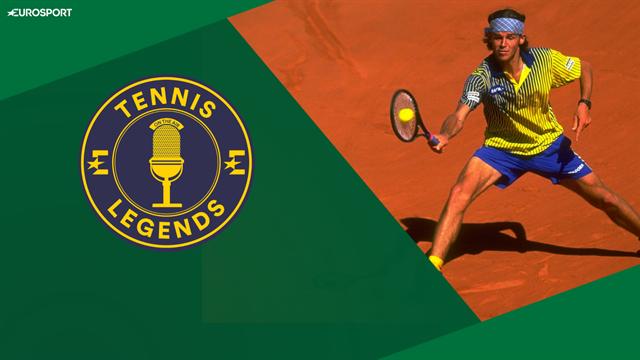 How a practice match demolition showed Corretja that Kuerten was the real deal - Tennis Legends