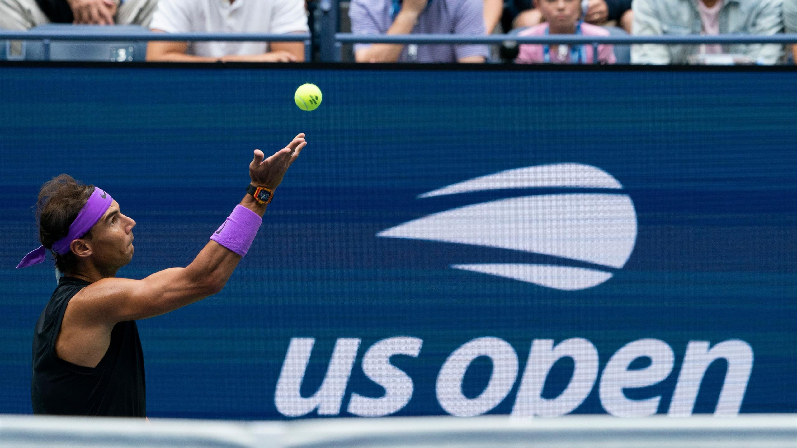El US Open confirma a los jugadores la fecha: Se celebrará del 31 de agosto al 13 de septiembre - Eurosport