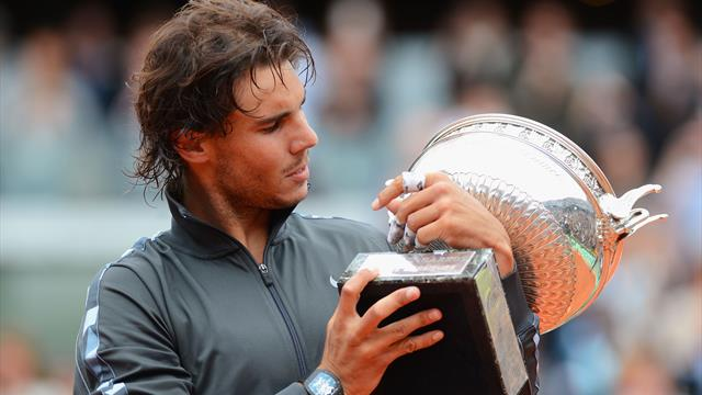 #YouSayWePlay: Lo mejor de la final Nadal-Djokovic de Roland-Garros 2012, el 7º se Rafa