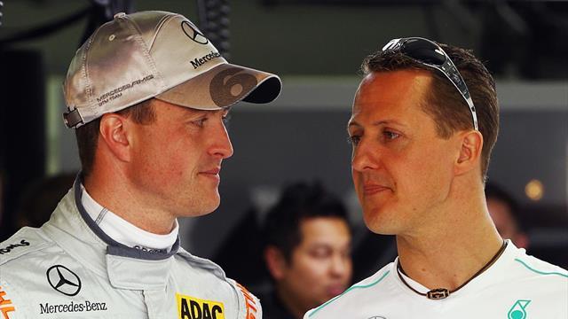 Ральф Шумахер признался в семейной договоренности по поводу здоровья Михаэля