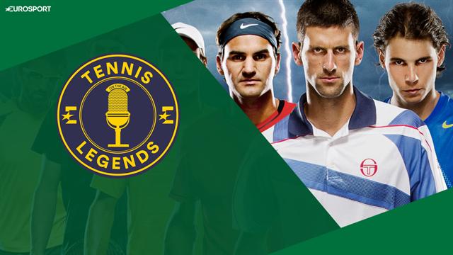 Tennis Legends: Kuerten and Corretja on realising 'Big Three' were special