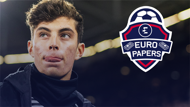 Real Madrid offer €80m for German wunderkind Havertz, steal a march on transfer rivals – Euro Papers