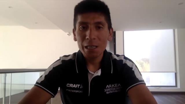Quintana discusses Tour de France preparation and ambitions