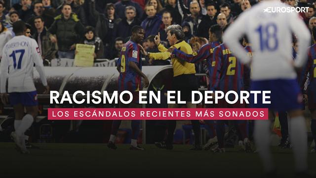 Cuando el racismo ha sido protagonista en el deporte: los escándalos más recientes y sonados
