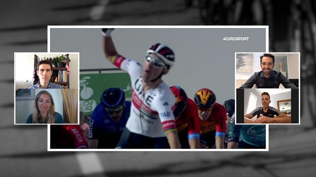 """Rui Costa, en 'La Montonera': """"Probablemente estaré en la Vuelta a España"""""""