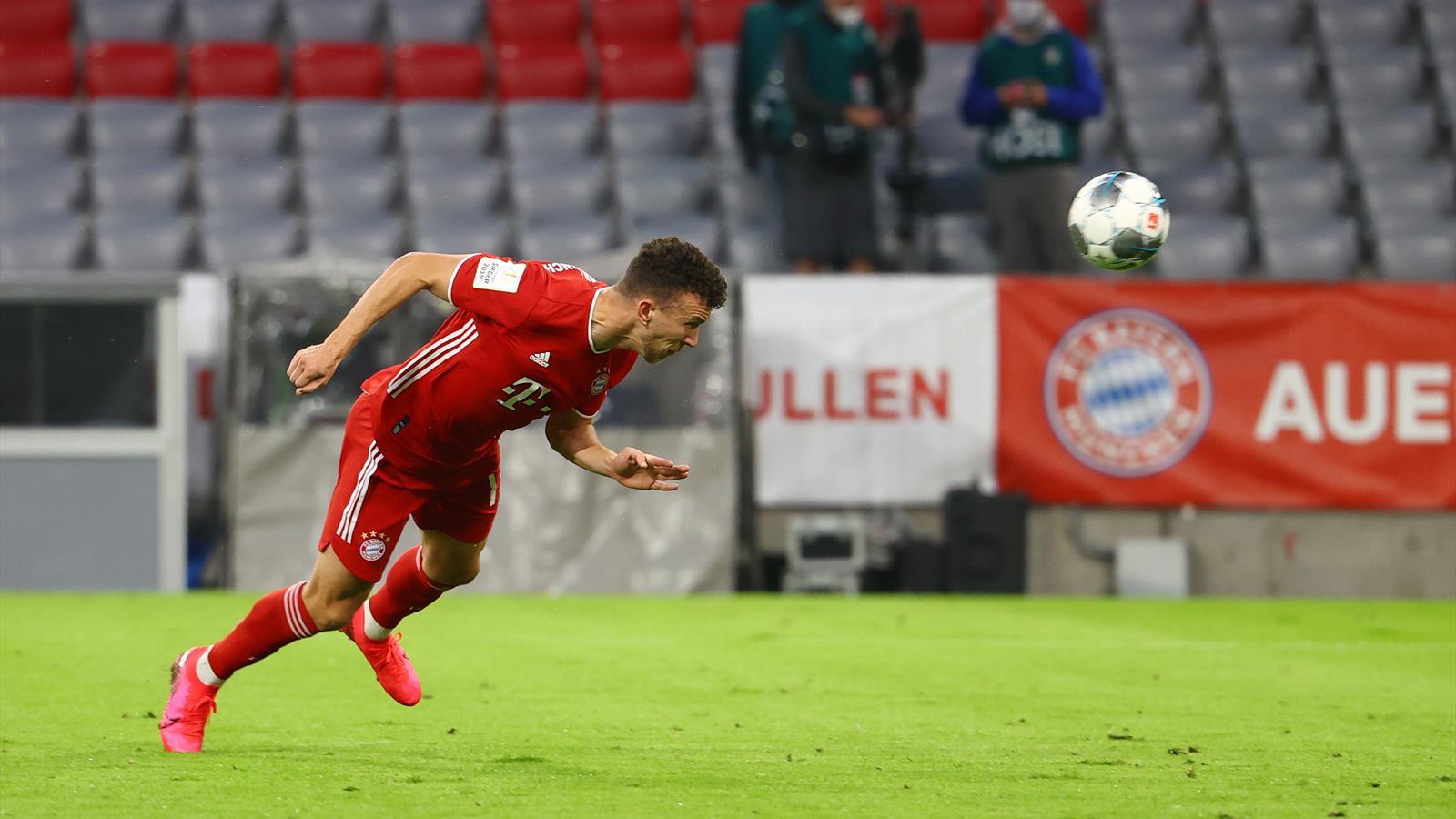 Bayern Gegen Frankfurt 2020