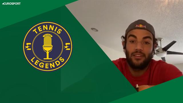 Tennis Legends con Corretja, Wilander y Berrettini: El gran momento del tenis italiano
