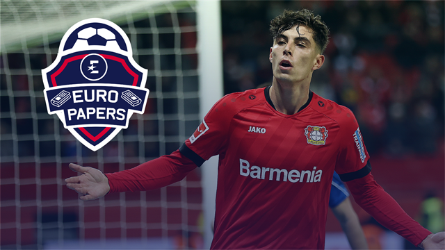 Real Madrid to beat Chelsea to Havertz signing – Euro Papers