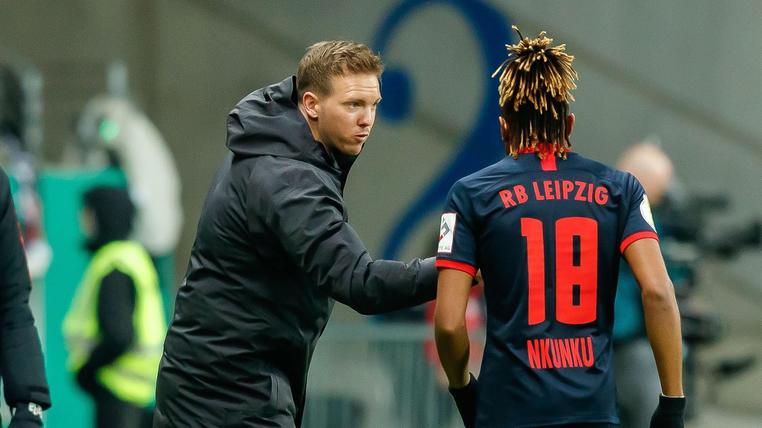 Christopher Nkunku, l'Allemagne lui donne des ailes - Eurosport