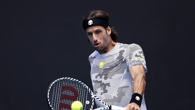 Ultimate Tennis Showdown: El increíble golpe de Feliciano López a lo Laudrup