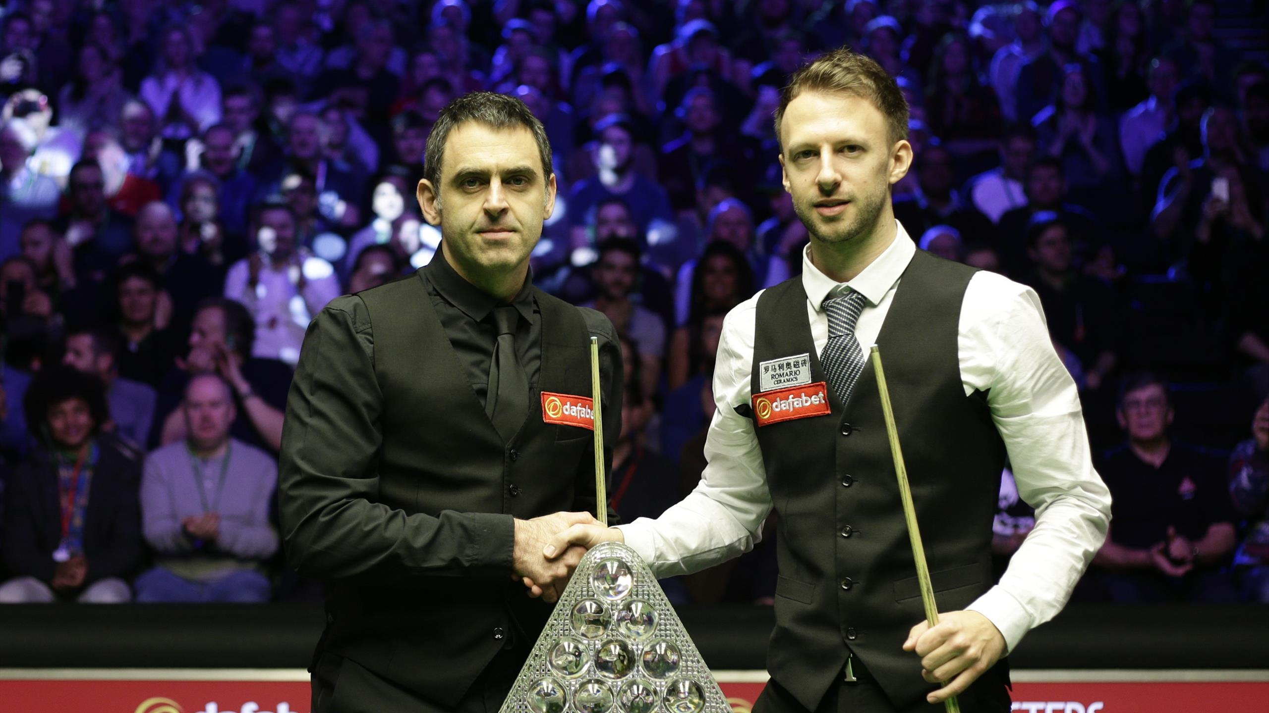 O'Sullivan or Trump: Who is the best snooker player in the world?