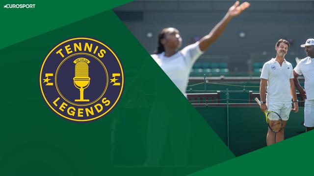 """Mouratoglou, sobre Gauff en Tennis Legends: """"Su lucha contra el racismo es increíble"""""""