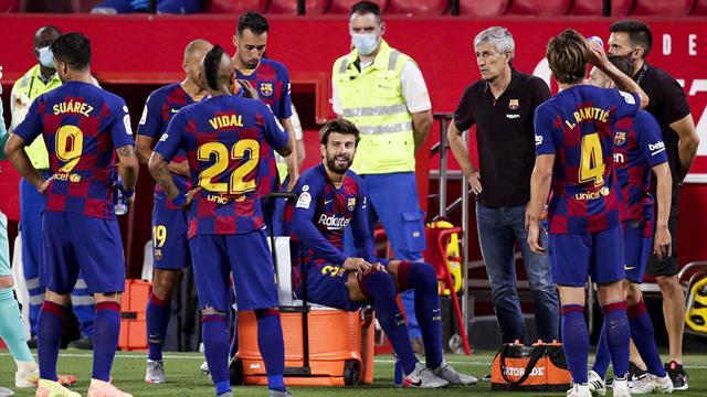 La guerra Madrid-Barça por el VAR se calienta, Bruno Soriano, Agüero y Djokovic, los nombres del día