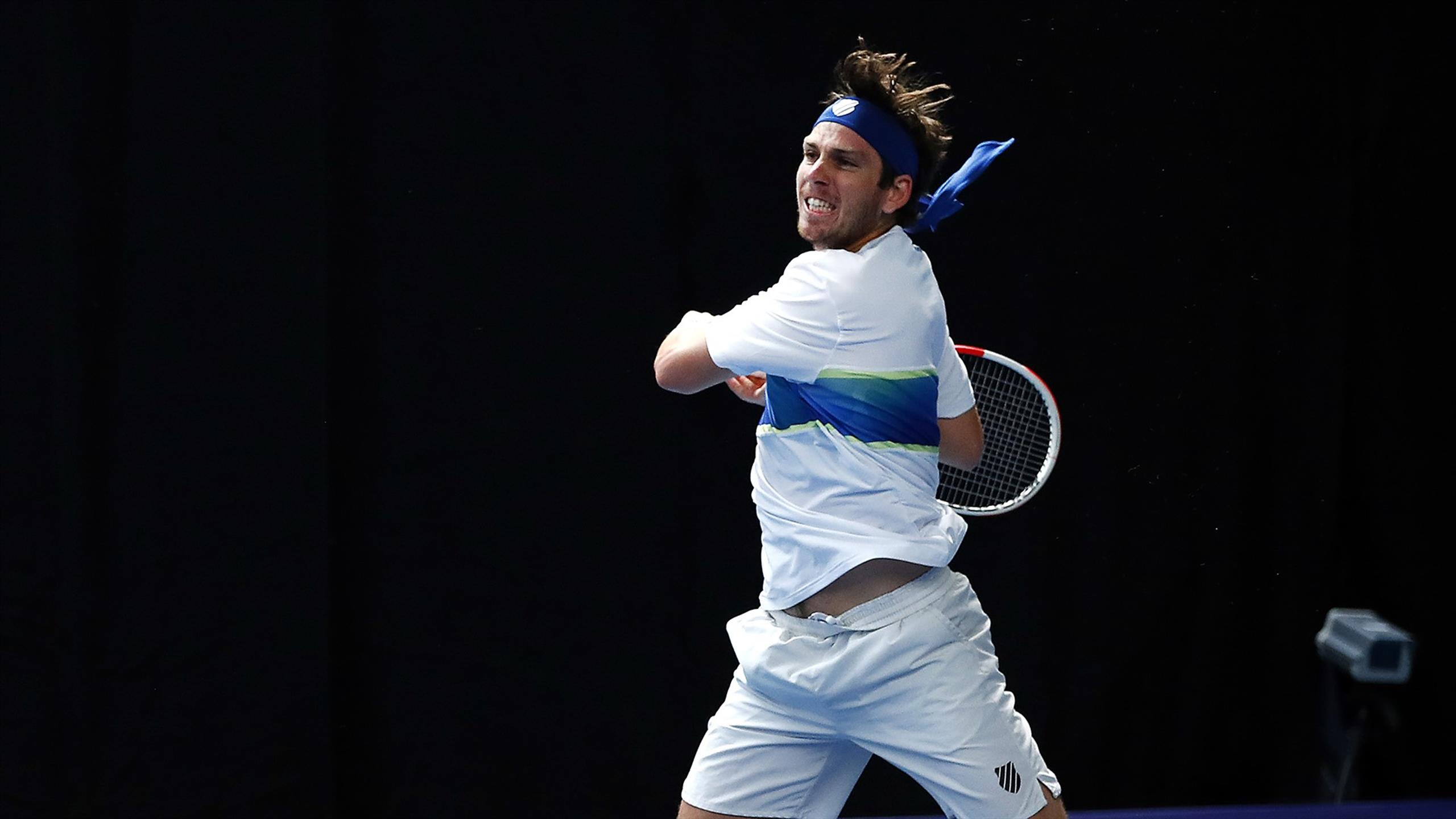 Cameron Norrie On Stunning Diego Schwartzman Victory The Tennis Wasn T Great Eurosport