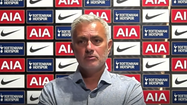 You don't have to make five changes - Mourinho denies rift with Ndombele