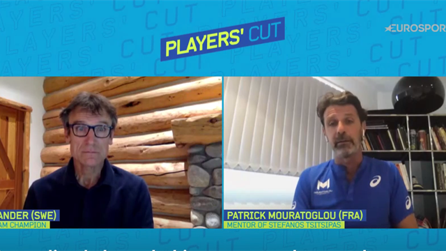 'Terrible' - Patrick Mouratoglou on coaching mistake with Marcos Baghdatis