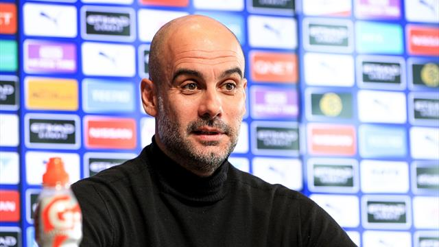 Pep Guardiola: We are far behind Liverpool