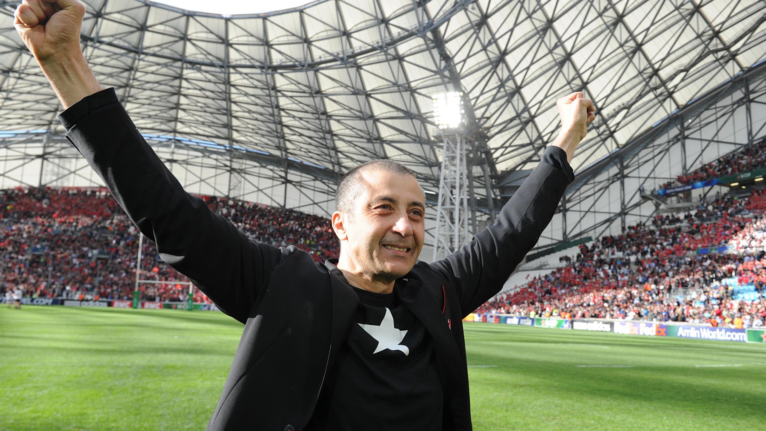 "Mourad Boudjellal : ""L'OM, ça me fait rêver"""