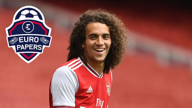 Matteo Guendouzi chased by European giants ahead of Arsenal departure - Euro Papers