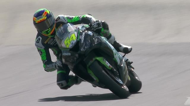 MotoAmerica: Richie Escalante makes it three from three