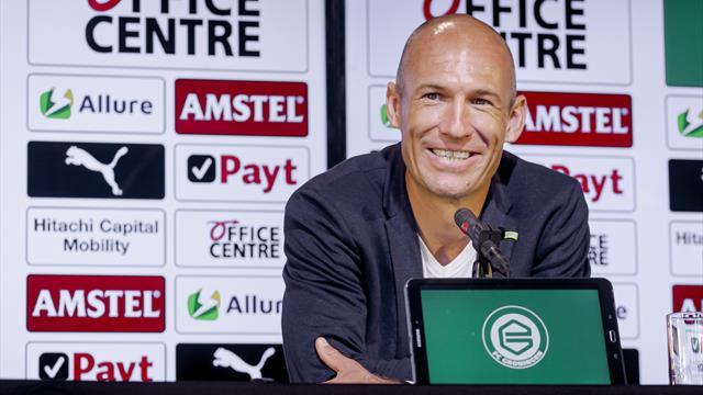 Arjen Robben: Why I returned to FC Groningen