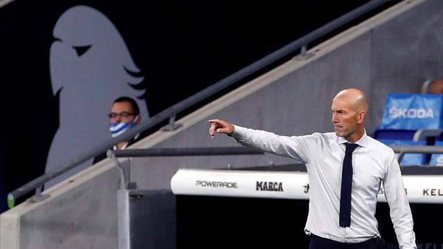 El resumen del Espanyol-Madrid: Zidane empieza a avistar el título