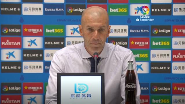 Zinedine Zidane: Karim Benzema's backheel assist better than mine