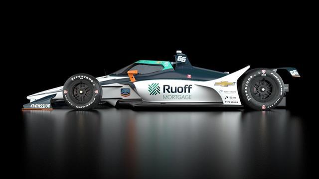 Nuevo coche y nuevos colores: el monoplaza con el Alonso disputará las 500 Millas de Indanápolis