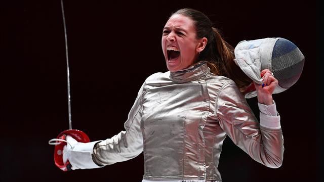 My Olympic Journey: La esgrimista Manon Brunet, su decepción en Río y sus ídolos