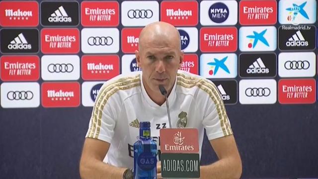"""Zidane: """"Morir con tus ideas es vivir con ellas"""""""