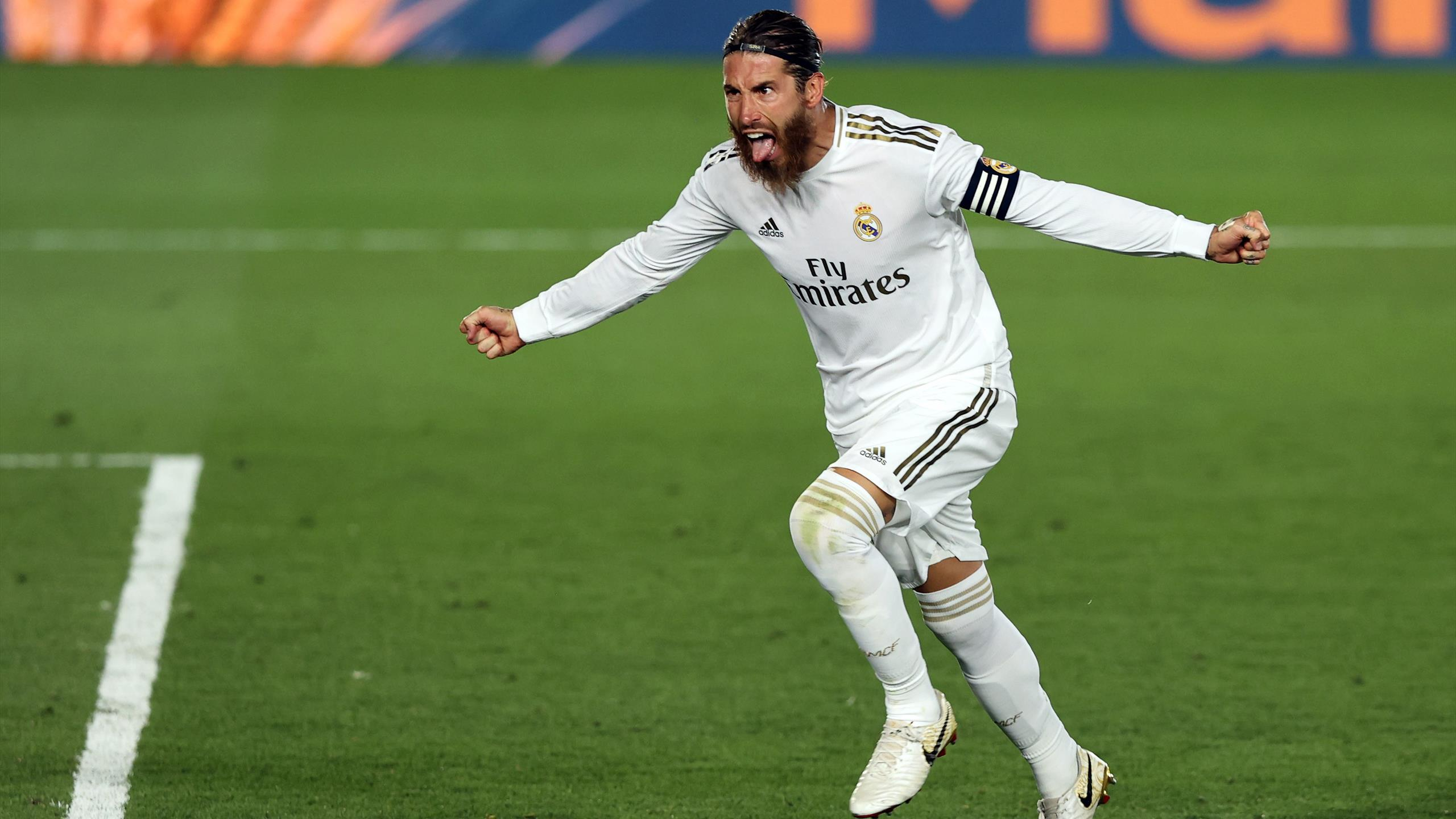 Рамос выдает лучший сезон в карьере и тащит «Реал» к чемпионству. Серхио – не токсичный, как Месси