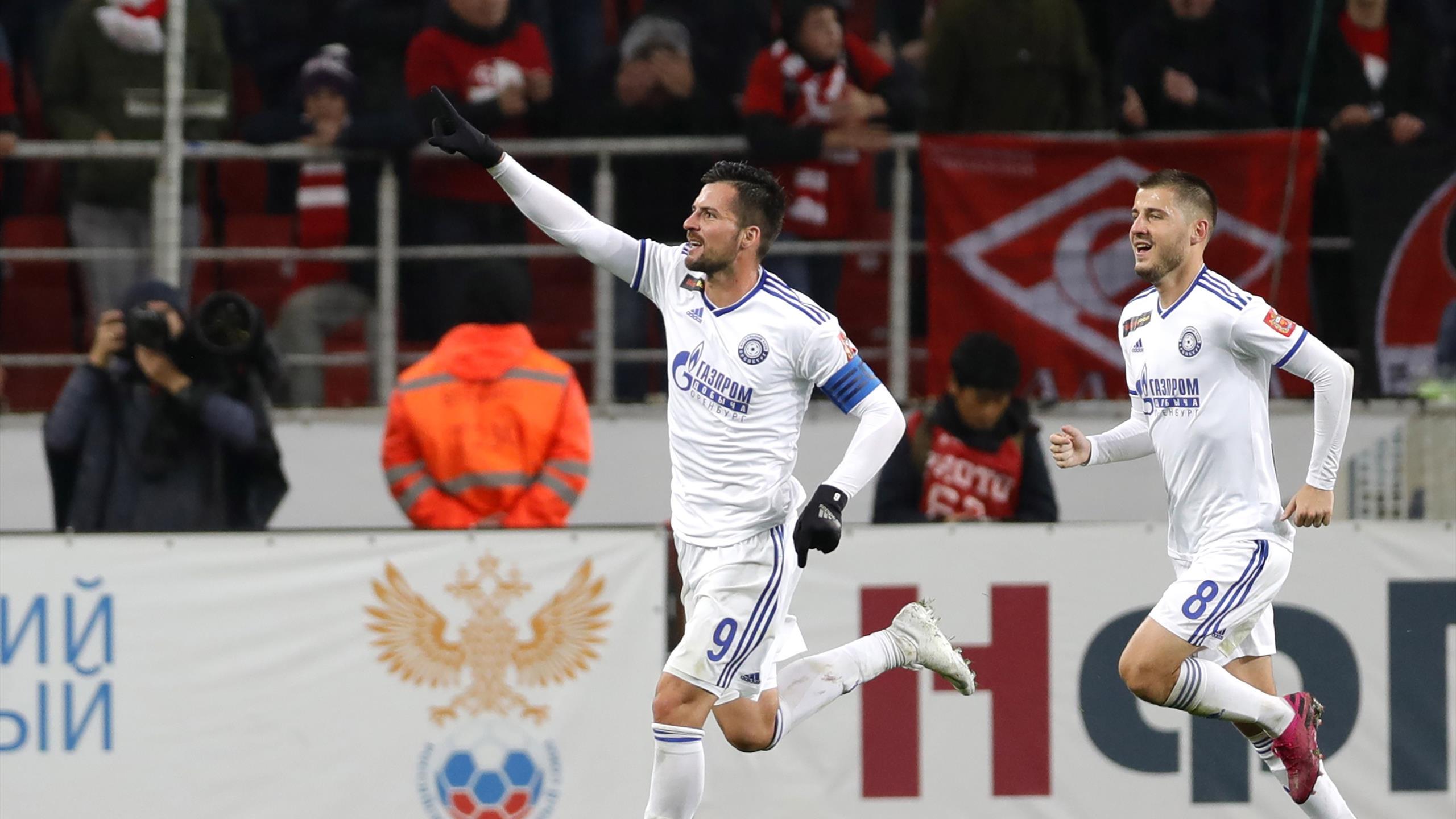 Роспотребнадзор разрешил «Оренбургу» сыграть с «Рубином»