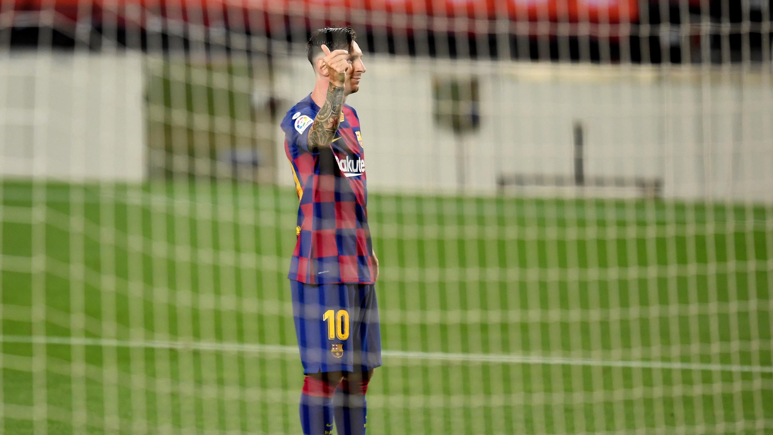 Goal: окружение Месси намеренно вбросило информацию о его уходе – Лео недоволен Бартомеу