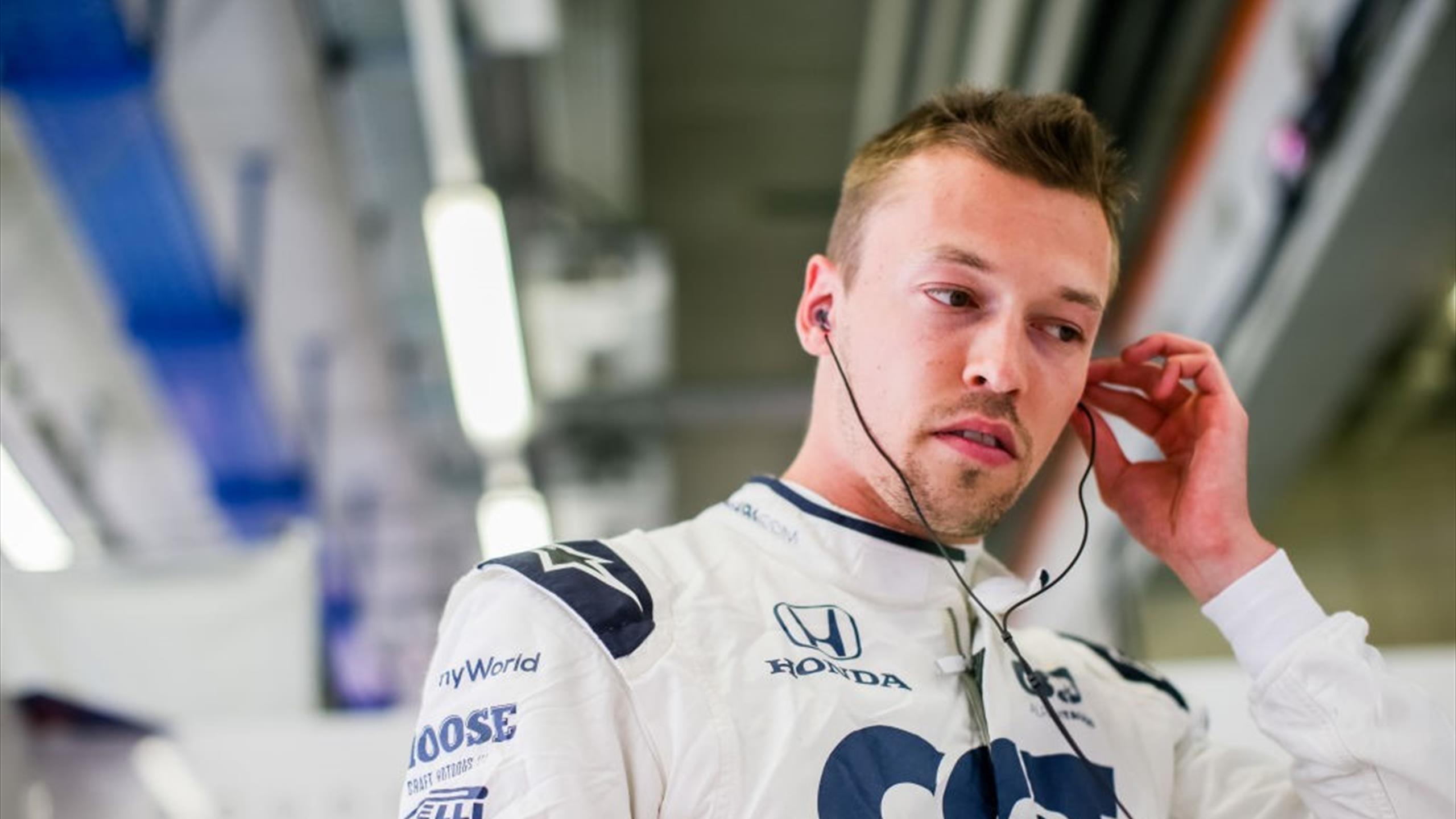 Квят присоединился к Ферстаппену с Леклером и отказался преклонить колено перед гонкой