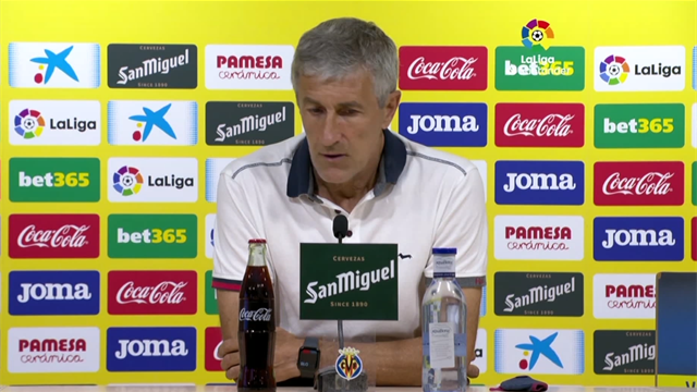 Quique Setien explains impactful Barcelona tactical changes