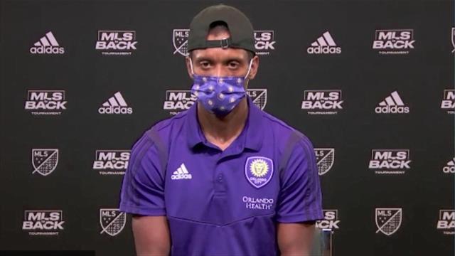 'I feel safe' - Ex-Man Utd star Nani on MLS' return