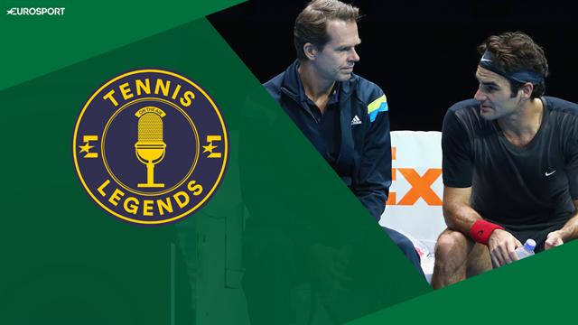 Tennis Legends: Cómo Edberg y Becker relanzaron las carreras de Federer y Djokovic