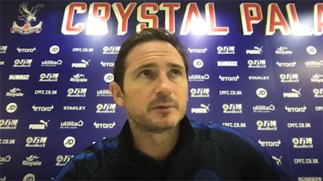 Frank Lampard: Champions League destiny is in Chelsea's hands