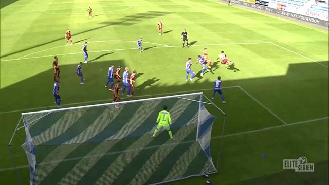 ¡Qué golazo en la liga noruega! El escorpión imposible de Coulibaly que recuerda a Ibrahimovic