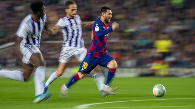 Previa en 60'' del Valladolid-Barcelona: Entre la permanencia y el título