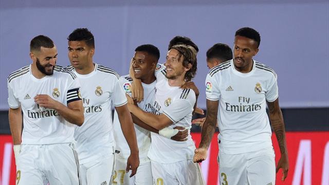 El resumen del Real Madrid-Alavés: Un líder firme hacia el título de Liga