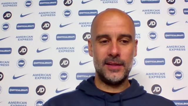Pep Guardiola very confident Manchester City will swerve European ban