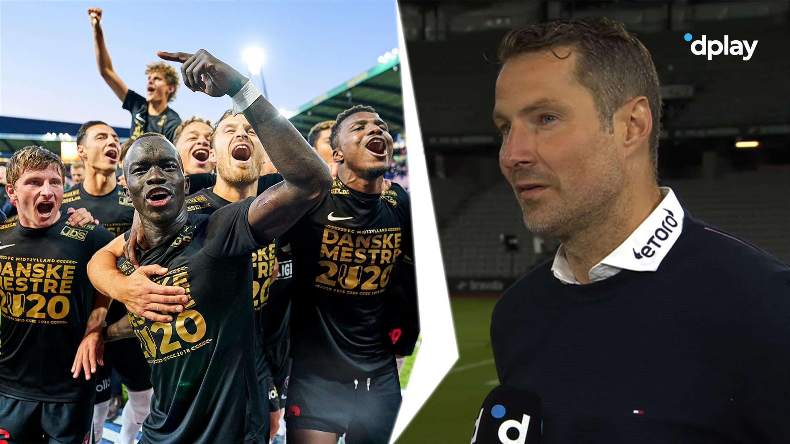 FC Midtjylland: Jeg vil gerne sparke døren ind til...