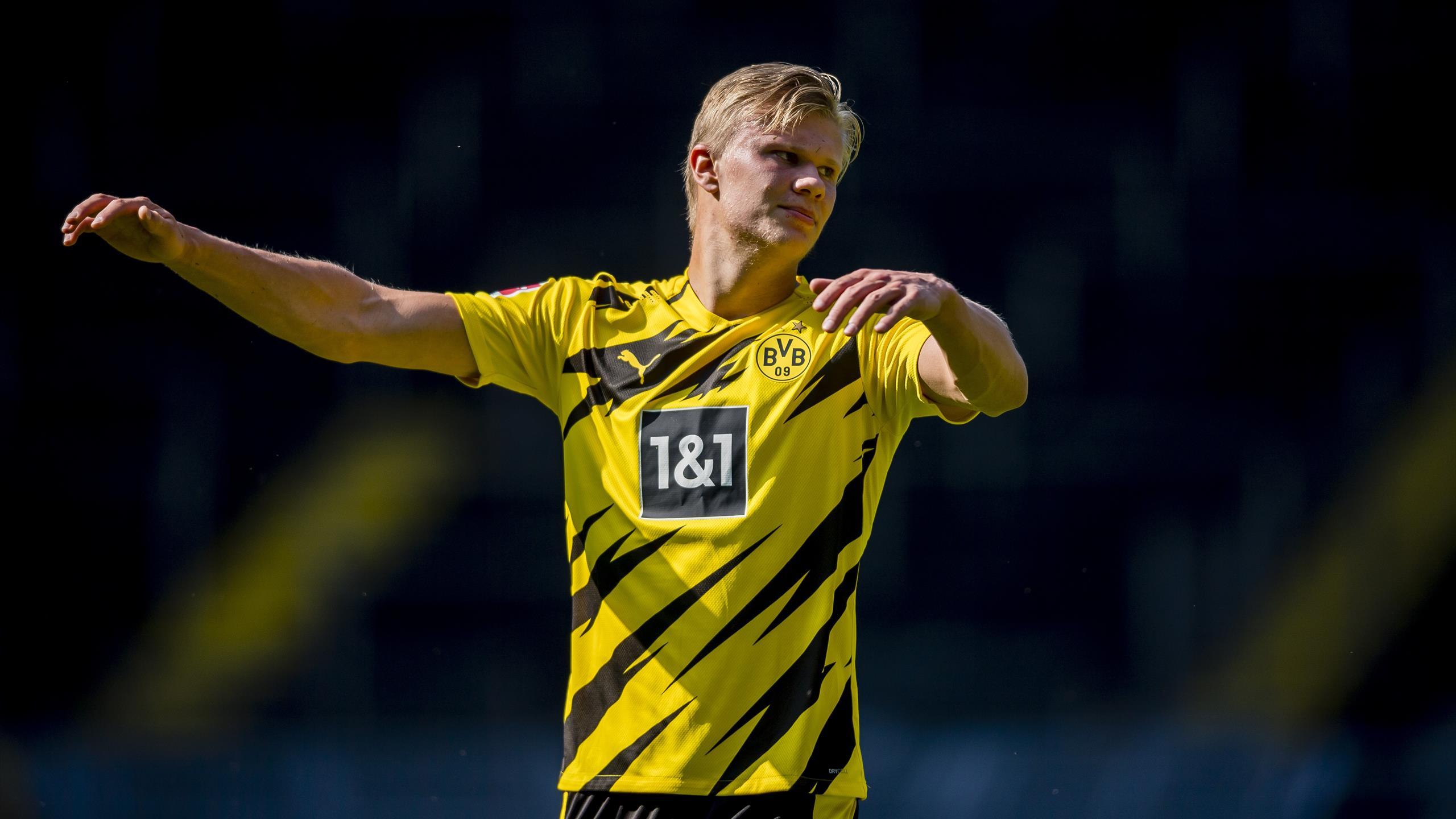 No Backup Striker For Erling Haaland Next Season Says Dortmund S Michael Zorc Eurosport