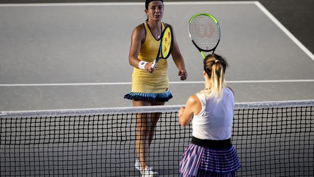 Bett1 Aces Highlights:Anastasija Sevastova crushes Elina Svitolina