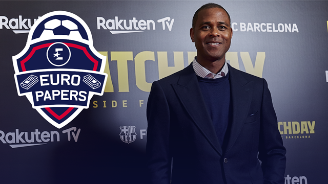 Barcelona players want Patrick Kluivert as their new boss - Euro Papers