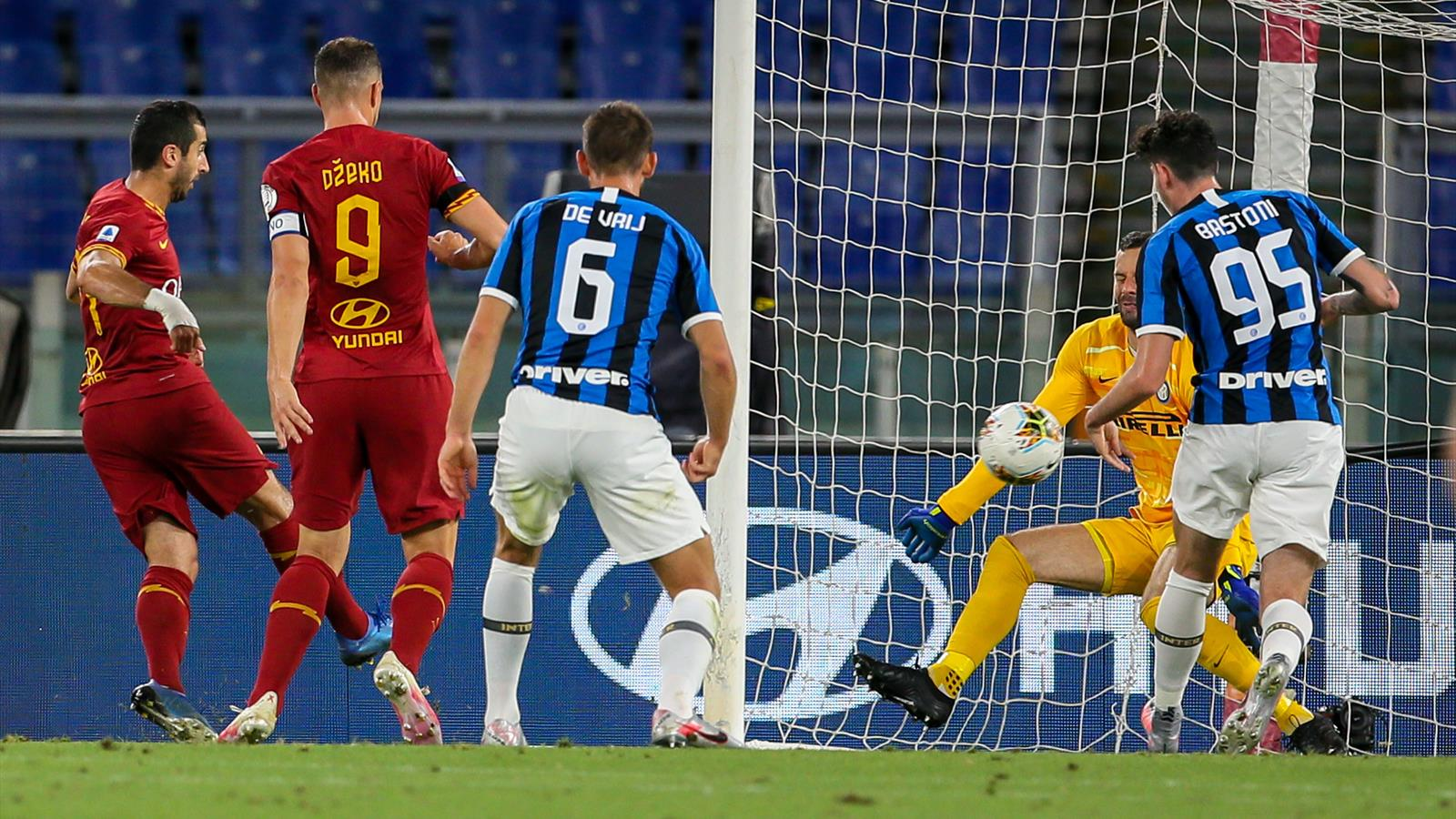 Roma Fussball