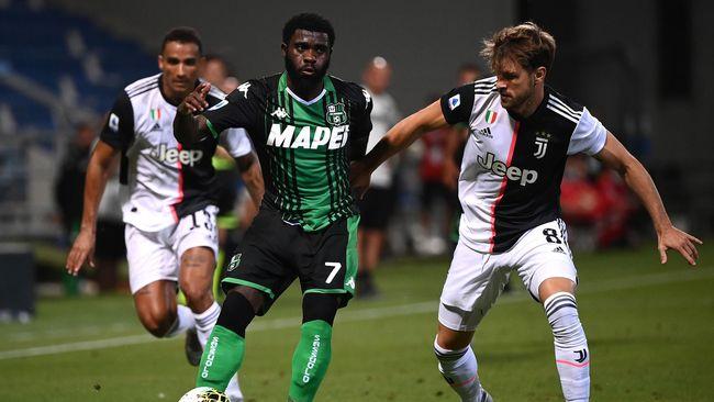 Jeremie Boga - Sassuolo Calcio