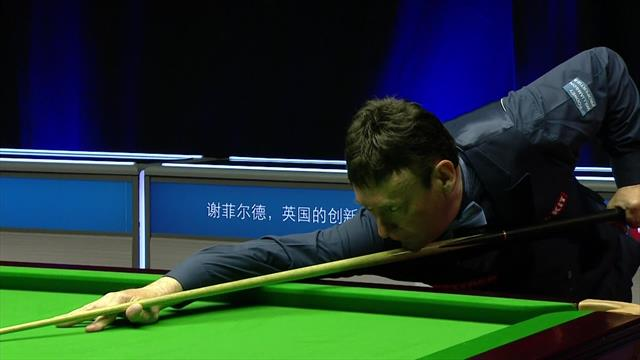 Watch Jimmy White beat Ivan Kakovskii in World Championship qualifier