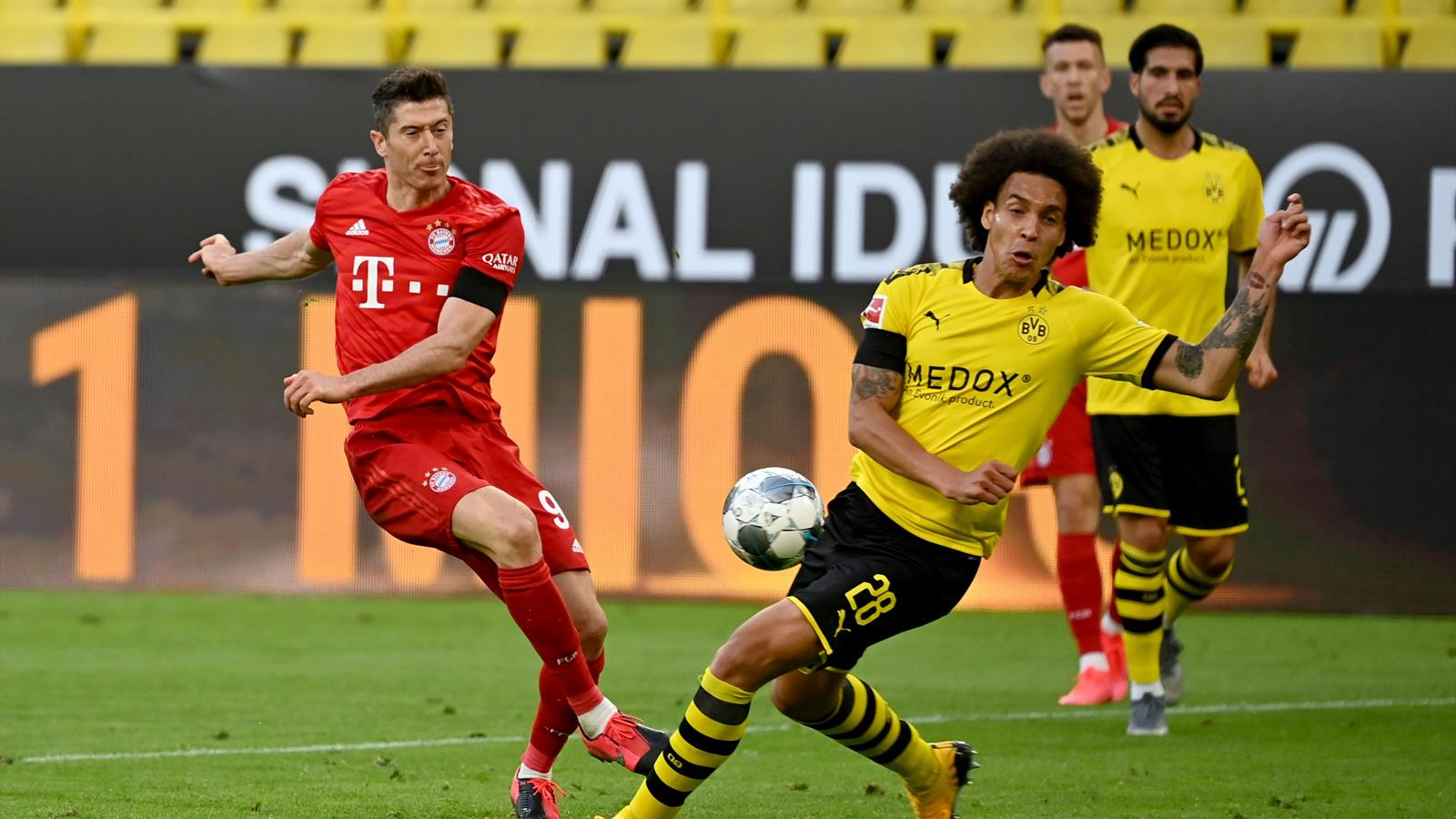 Axel Witsel Alter